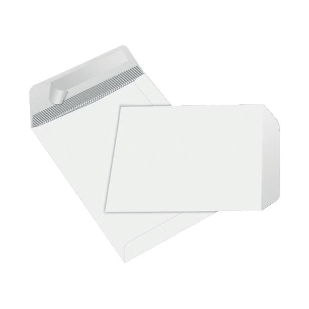 Staples C5 Envelope Pocket Peel and Seal 100gsm (Pack of 500) 5672545