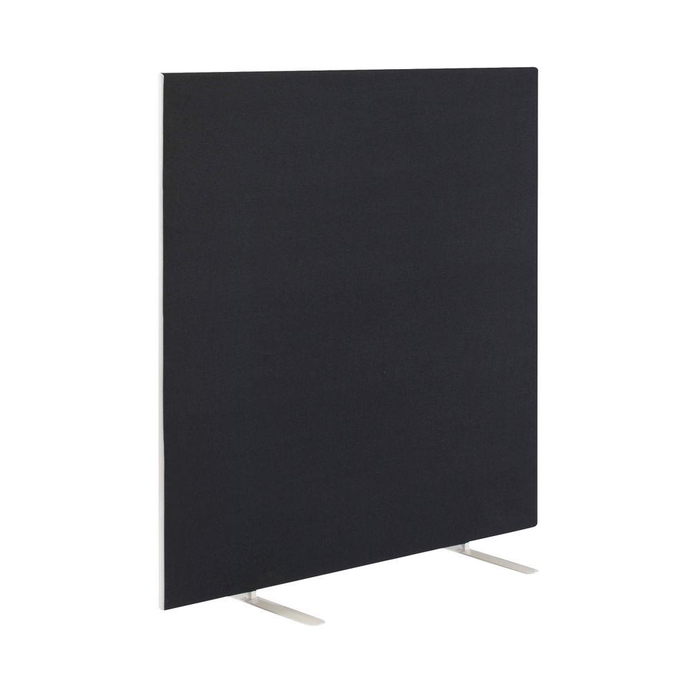 Jemini W1600 x H1800mm Black Floor Standing Screen