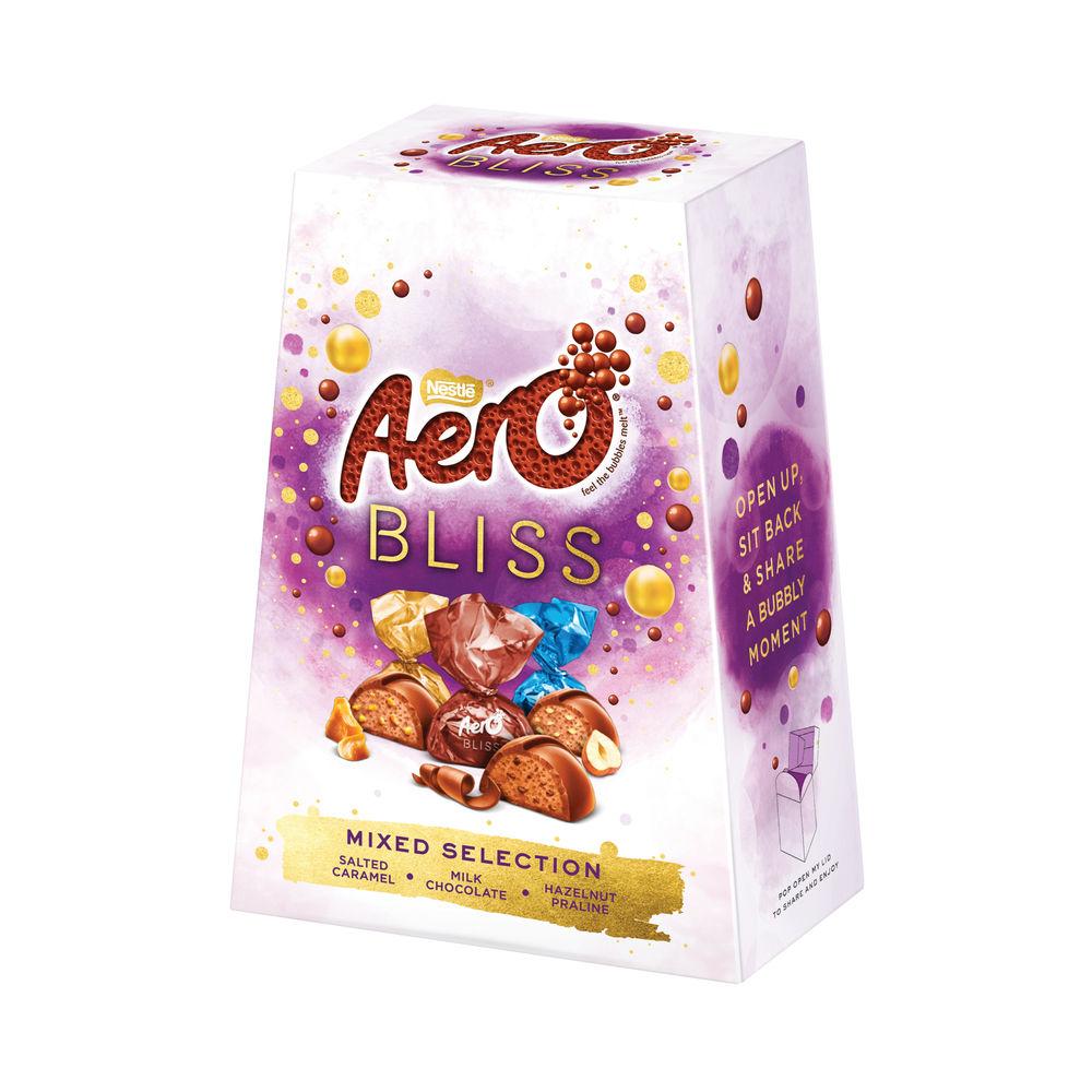 Nestle Aero Bliss Mixed Chocolate Selection Gift Box 177g 12438519