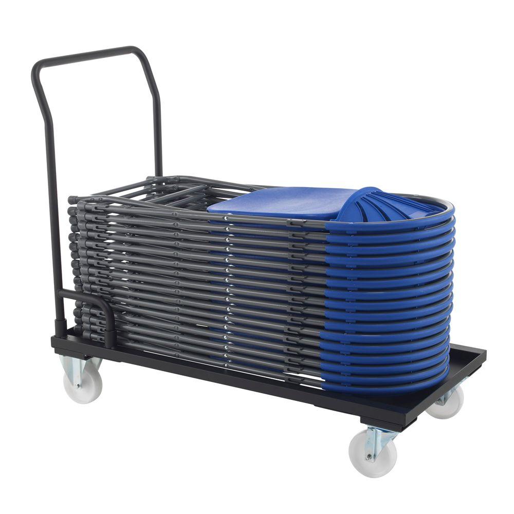 Titan 40 Chair Folding Chair Trolley