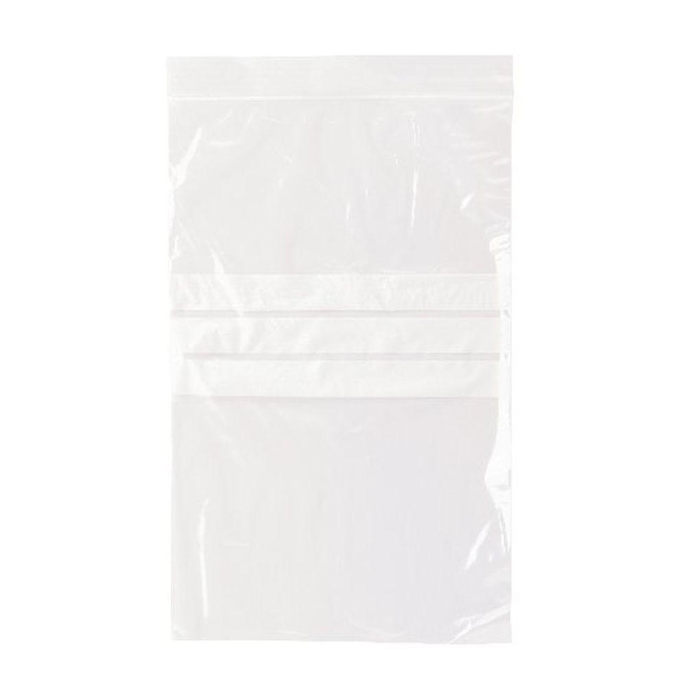 Minigrip 150x230mm Write-on Resealable Bag (Pack of 1000) - GA-130