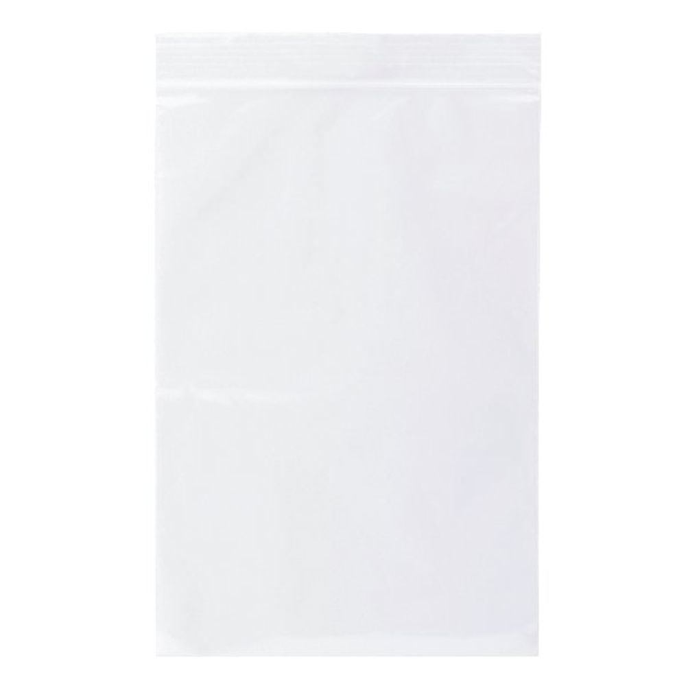 Re-Sealable Clear GL-11 Minigrip Bag, 150 x 230mm - Pack of 1000