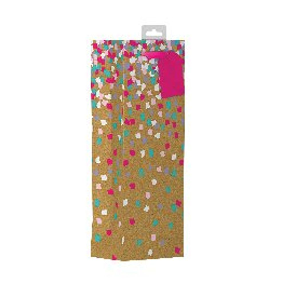 Giftmaker Confetti Bottle Bags, Pack of 6 - FCOB