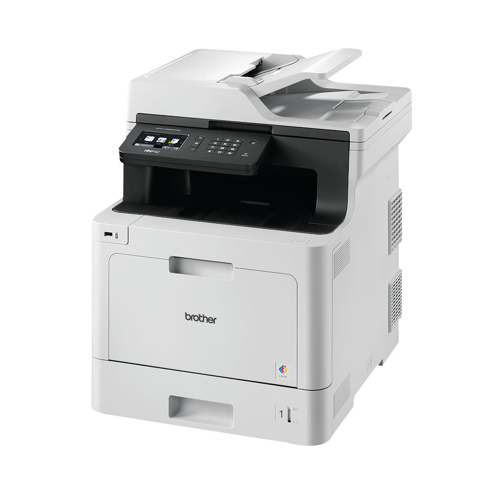 Brother MFCL8690CDW Colour Laser Multifunctional Printer - MFCL8960CDWZU1