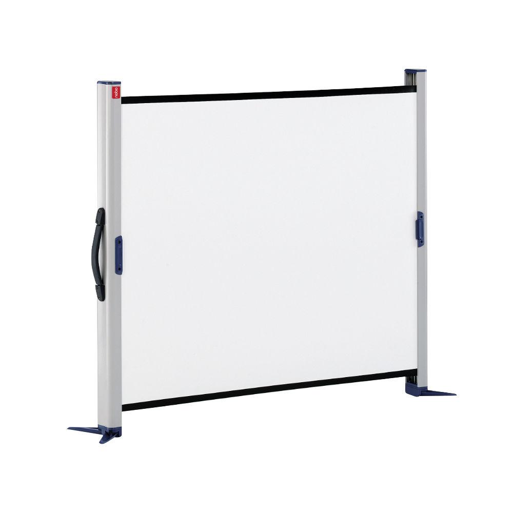 Nobo Projection Screen Portable Desktop 1040x750mm 1901954