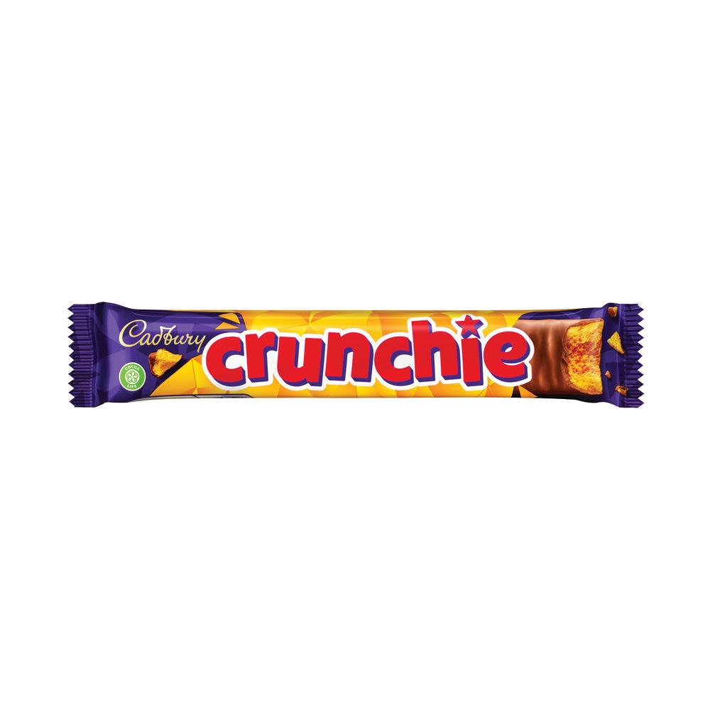 Cadbury Crunchie Bars 40g, Pack of 48 - 100140