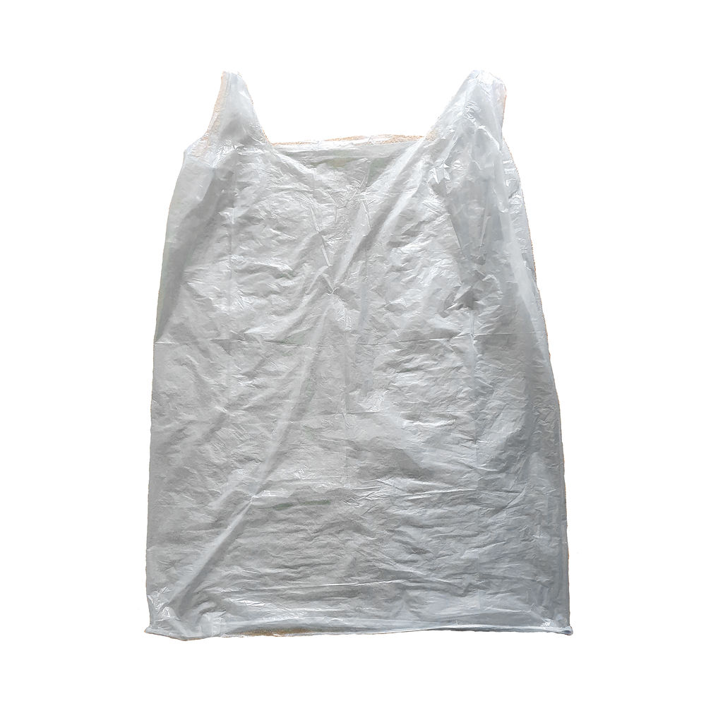 Disposable Aprons One Size Blue (Pack of 50) RY10894