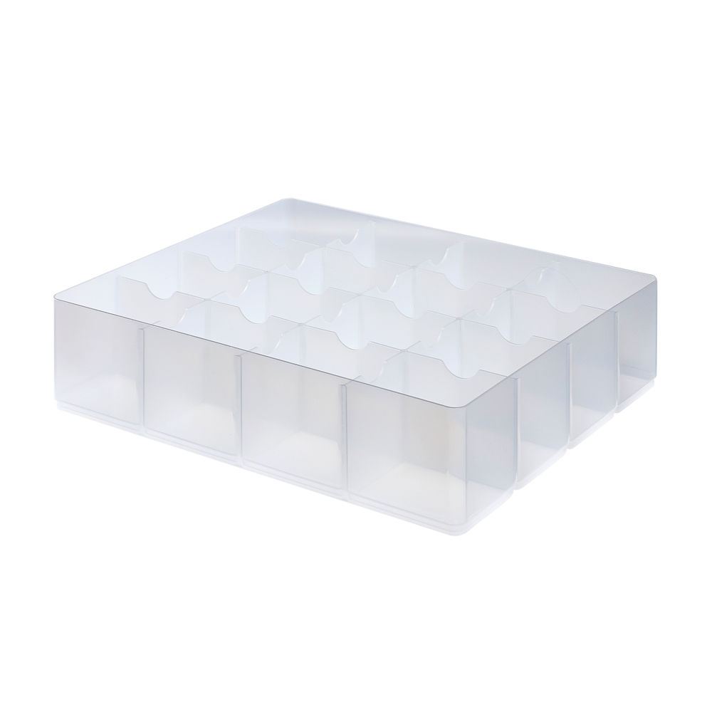 StoreStack Large Tray Clear (Fits 24 Litre Box and 36 Litre Box) RB77236