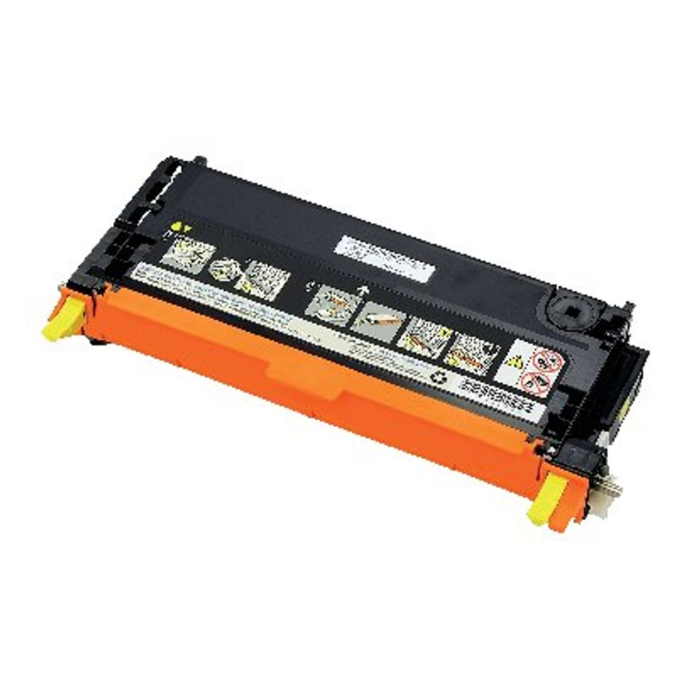 Dell 3110CN Yellow Toner Cartridge - 593-10173