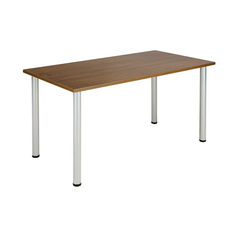 Jemini 1800mm Walnut Rectangular Meeting Table