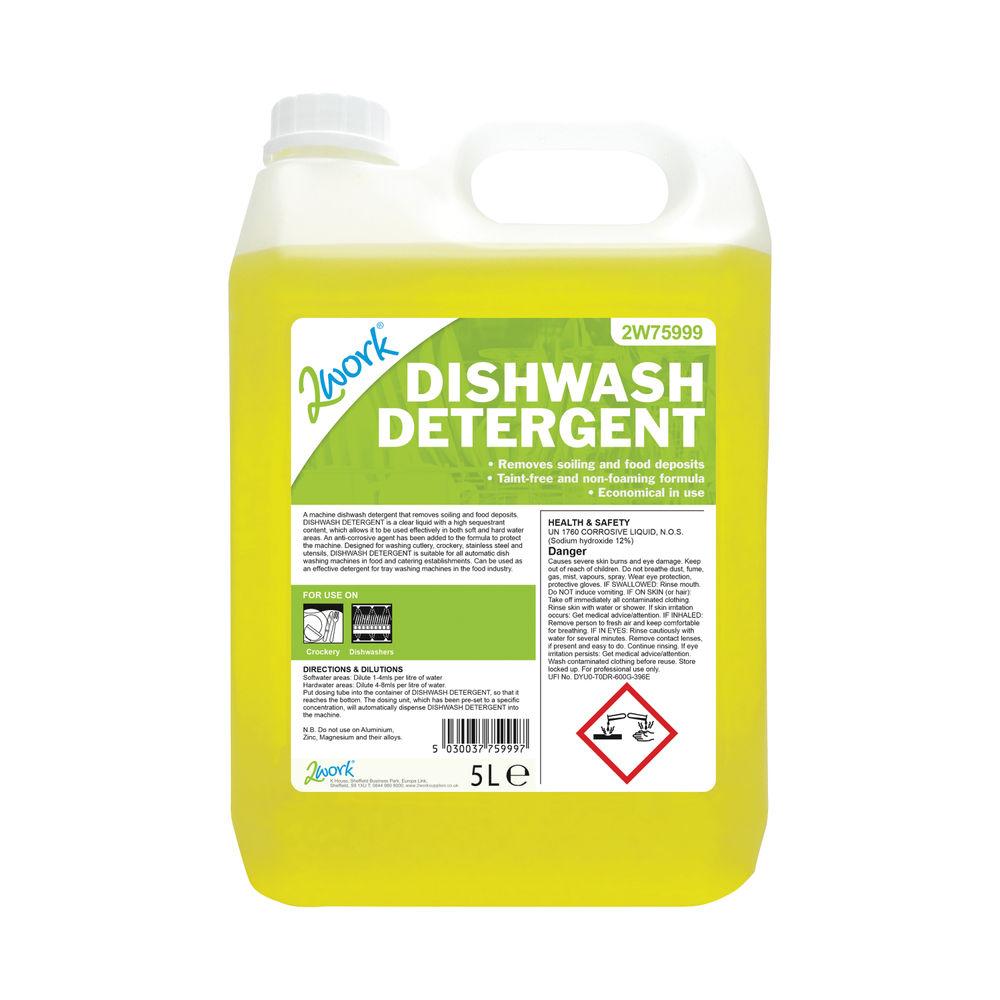 2Work 5L Dishwasher Detergent – 314