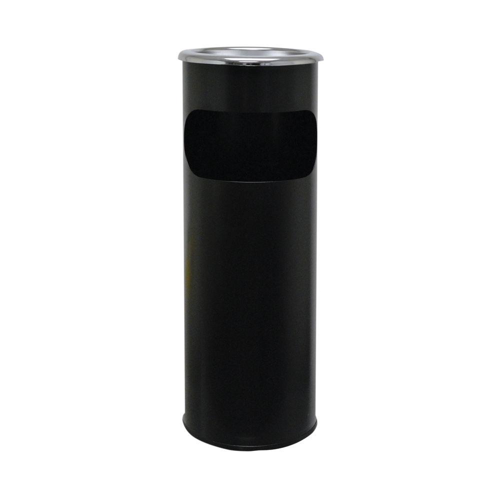 Combi Ash Stand and Bin Black X0086209