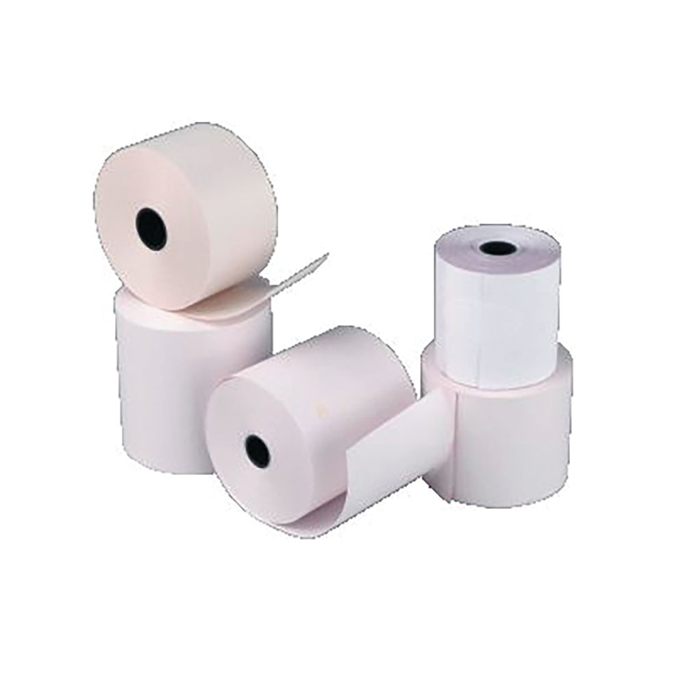 Thermal Till Roll 80m x 80mm 1-Ply White (Pack of 20) 55080-71007