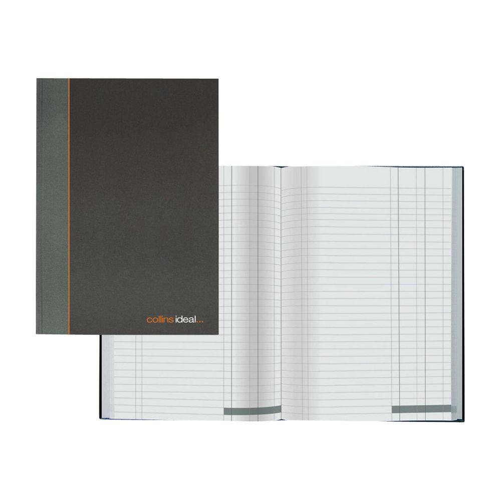 Collins A5 Double Cash Book 192 Pages 80gsm 5017321767739