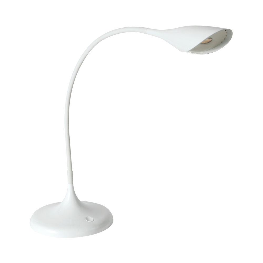 Alba White Arum LED Desk Lamp - LEDARUM BC