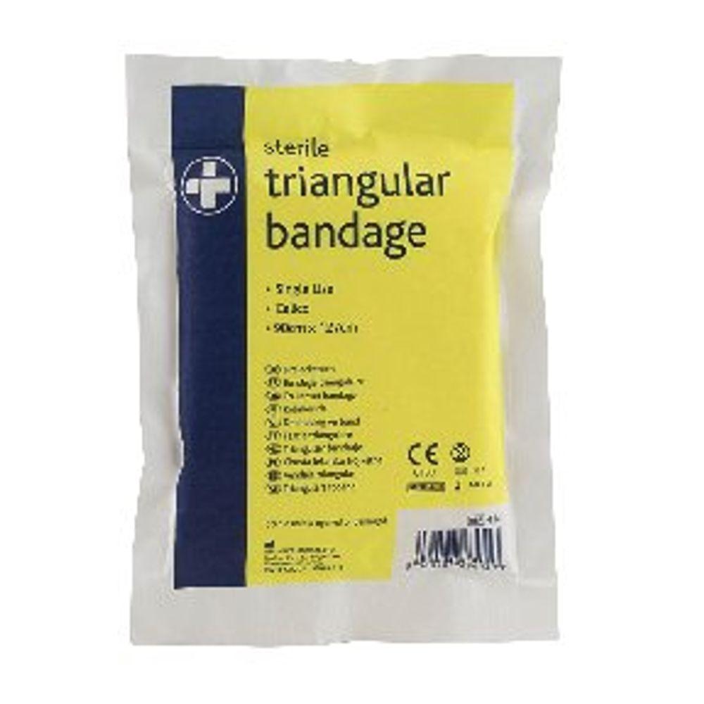 St Johns Ambulance Triangular Bandage – F11600