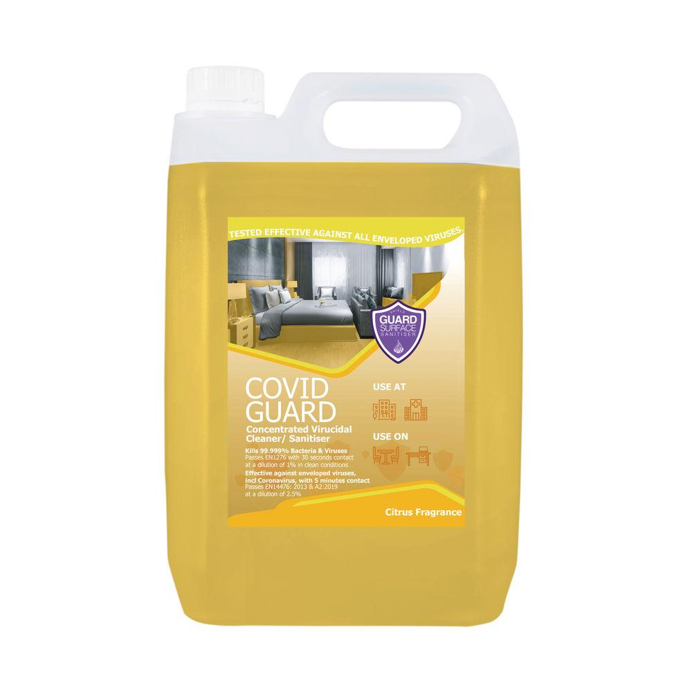 Virucidal Concentrate Fragranced 5L (Pack of 2) CVG-F-CON-2
