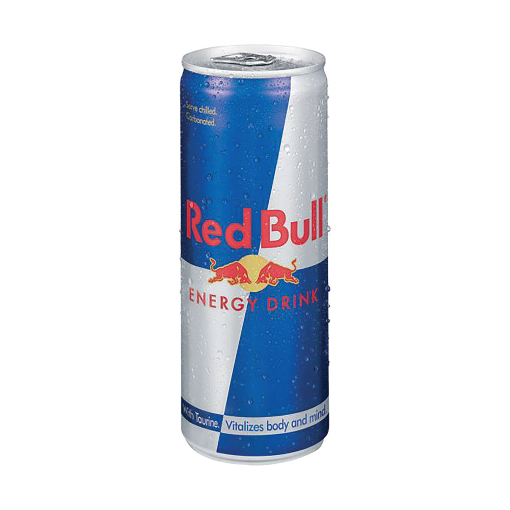 Red Bull Energy Drink 250ml Can 402035