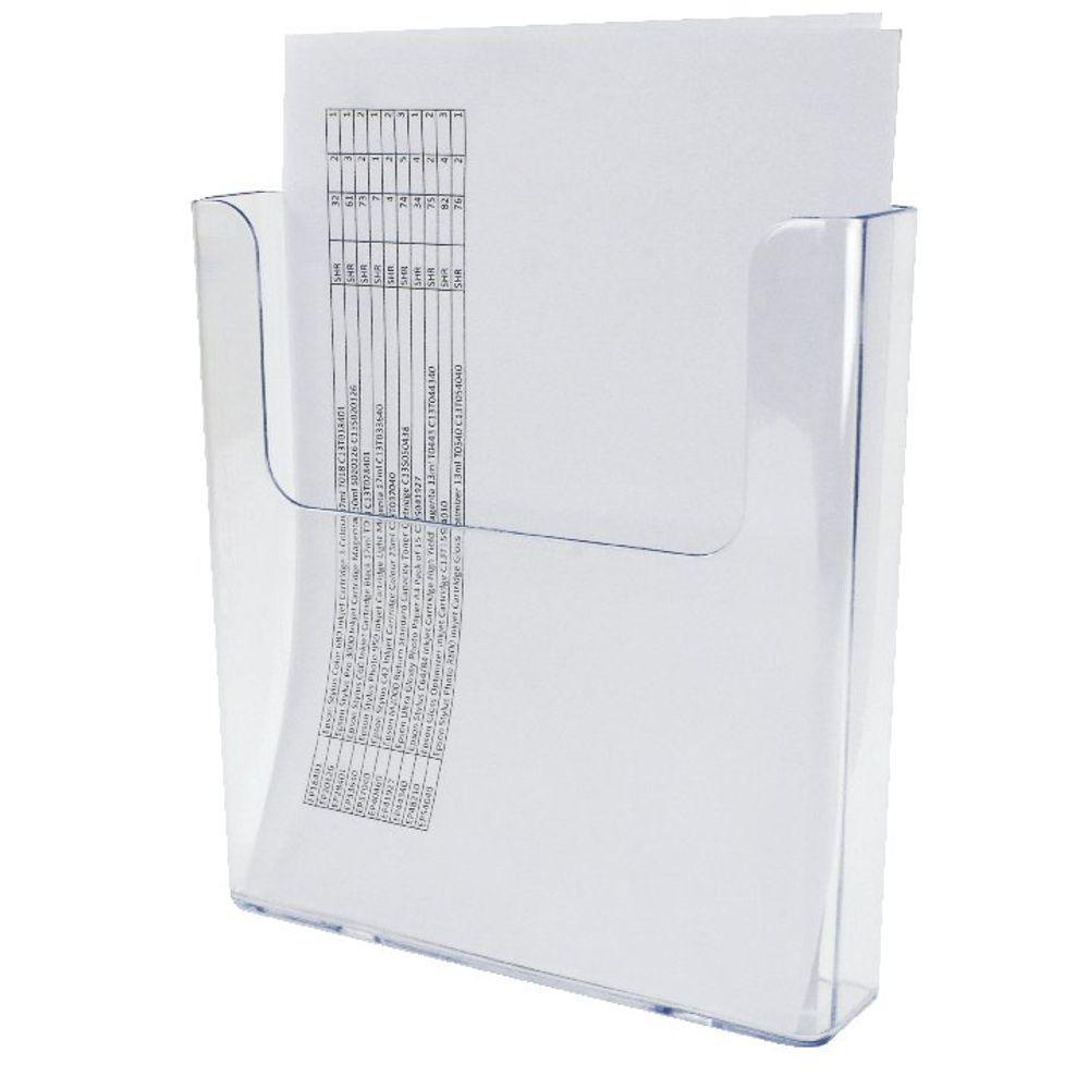 Deflect-o Flat-Back Literature Holder - DE76401