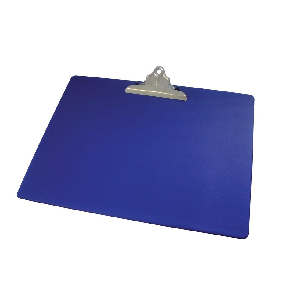 Rapesco Blue A3 Heavy Duty PVC Clipboard - 1136