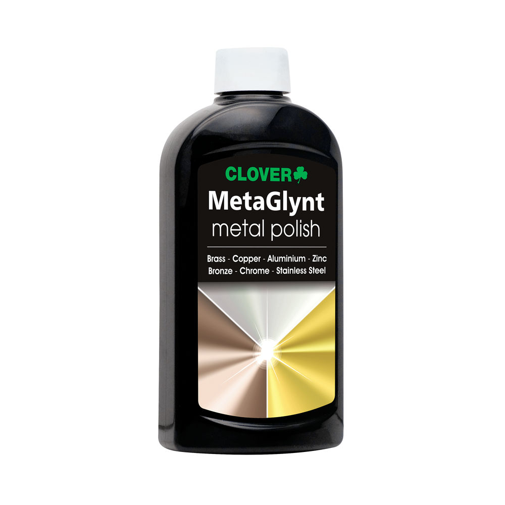 Clover 300ml MetaGlynt Metal Polish - 708