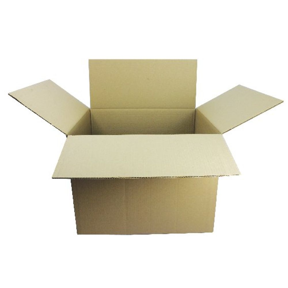 Double Wall Cardboard Boxes, 457mm x 305mm x 305mm Pack of 15 - SC-64