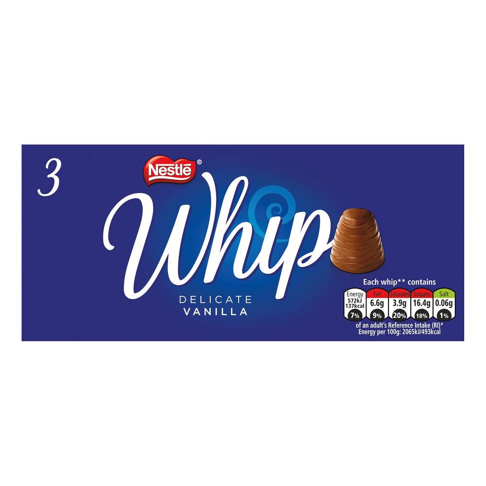 Nestle 27.8g Vanilla Whip, Pack of 3 - 12339770