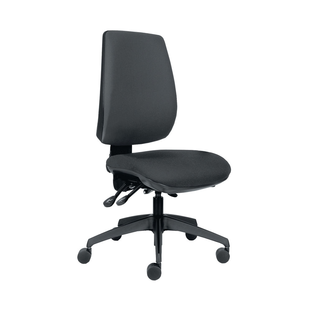 Cappela Grayson Black High Back Task Office Chairs