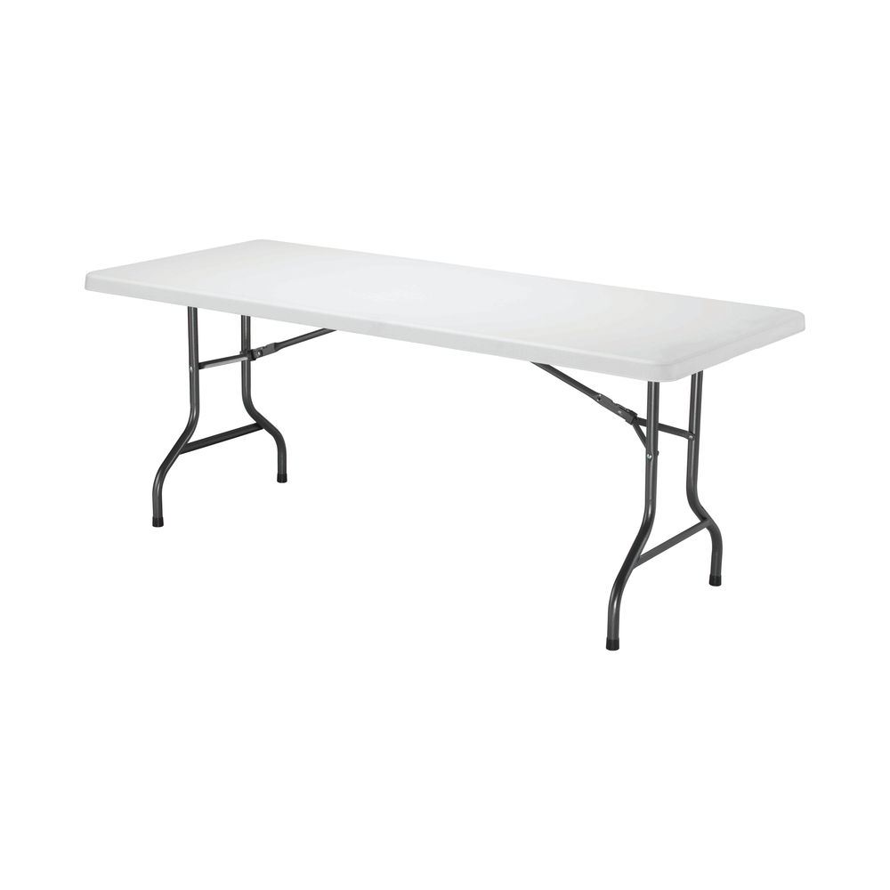 Jemini 1830mm White Folding Rectangular Table - OF0401WH