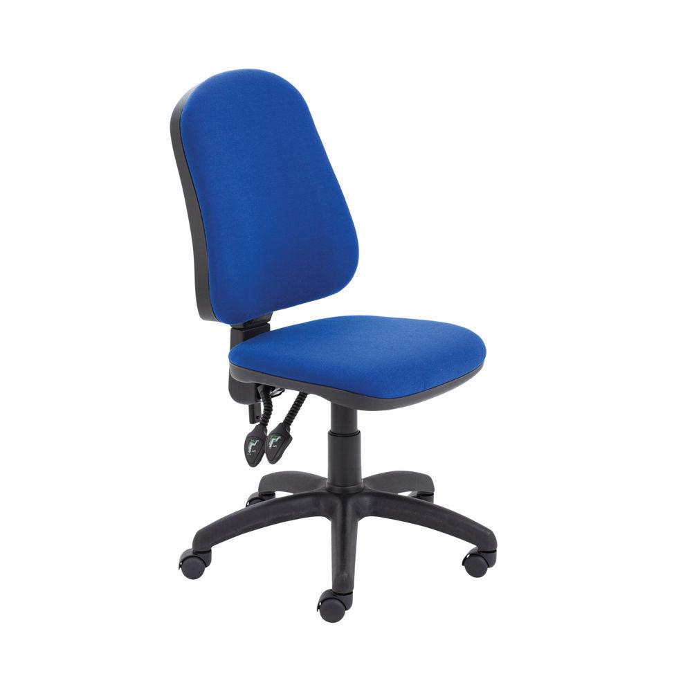 Jemini Teme Blue High Back Operators Office Chair