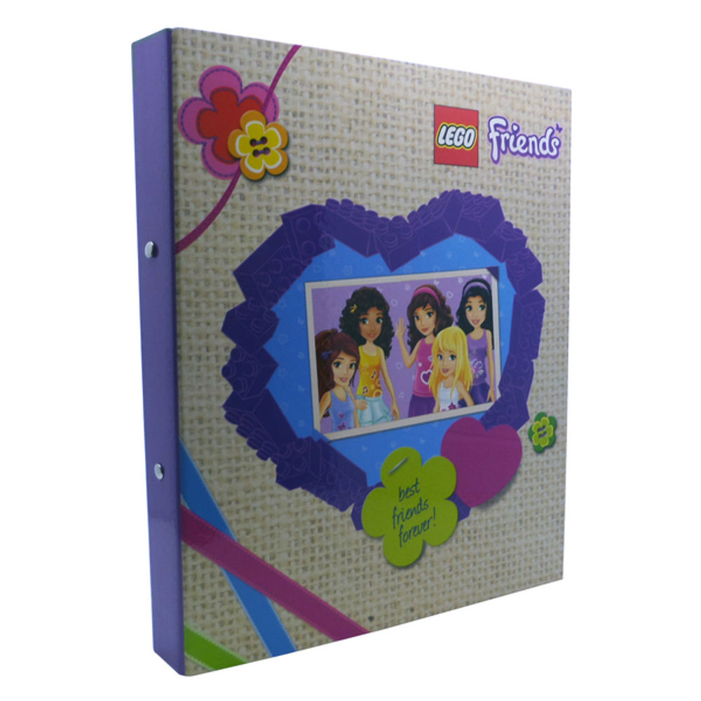 LEGO Friends A4 Ring Binder - LE6561