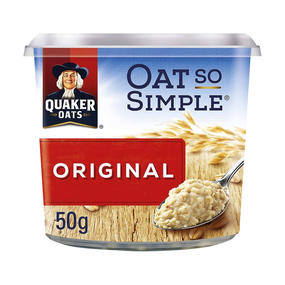 Oat So Simple Original Porridge Pot 45g (Pack of 8) 199985