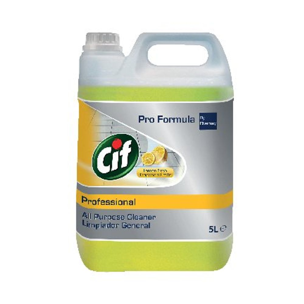Cif 5 Litre Professional All Purpose Cleaner - 7517879