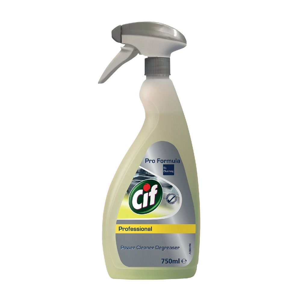 Cif 750ml Professional Power Cleaner Degreaser - 7517961
