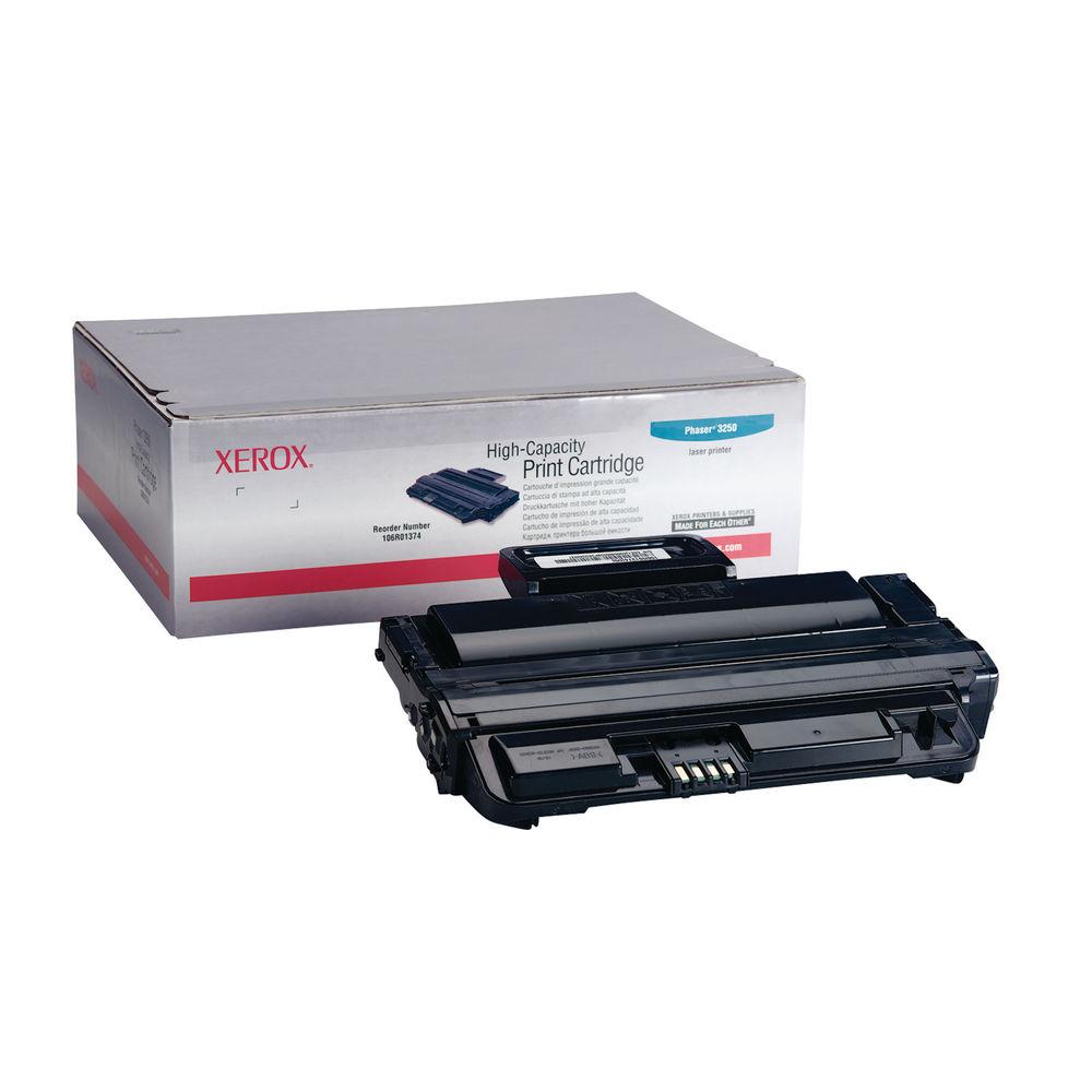 Xerox Phaser 3250 Black High Capacity Print Cartridge 106R01374