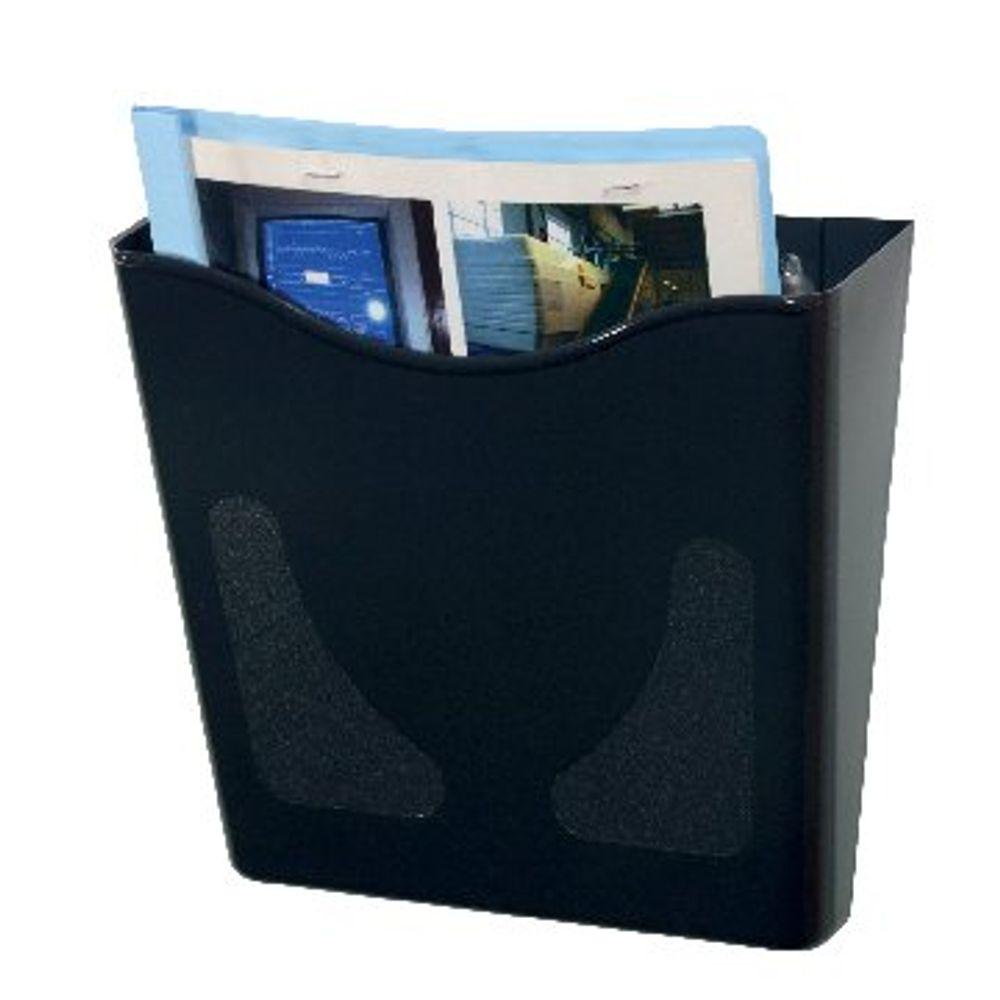 Deflecto Graphite A4 Portrait Literature Holder - CP078YTGRA