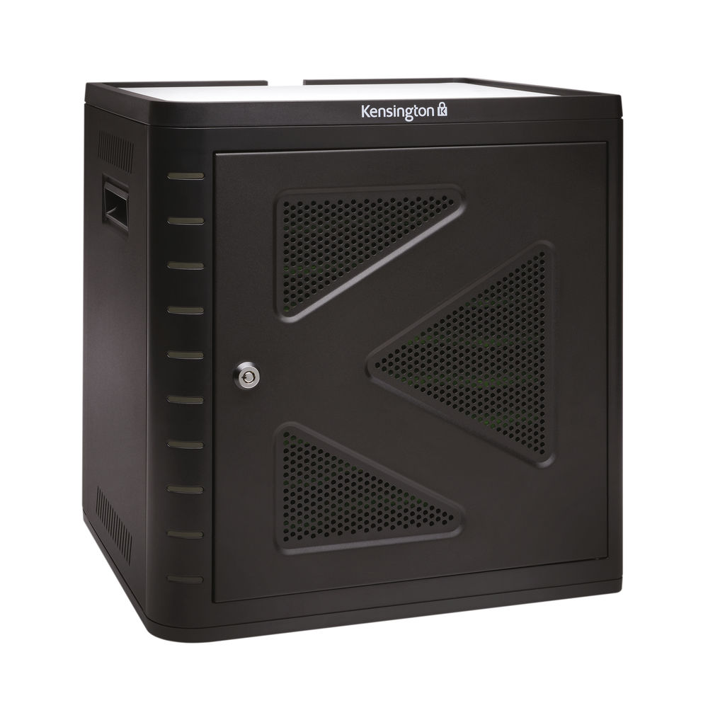 Kensington Black Charge and Sync Universal Charging Cabinet - K67862EU