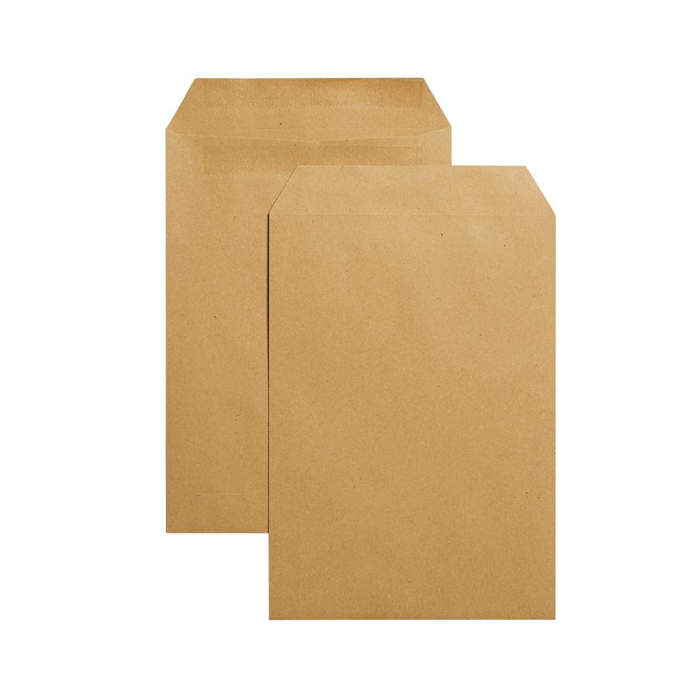 C5 Pocket Envelope Self Seal Manilla 80gsm (Pack of 500) 1805