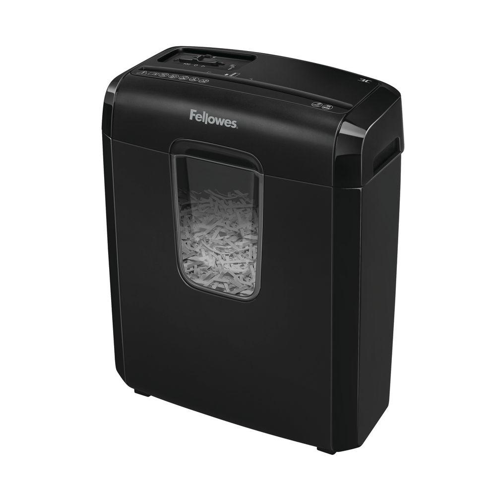 Fellowes Powershred LX201 Micro-Cut Shredder Black 5160001