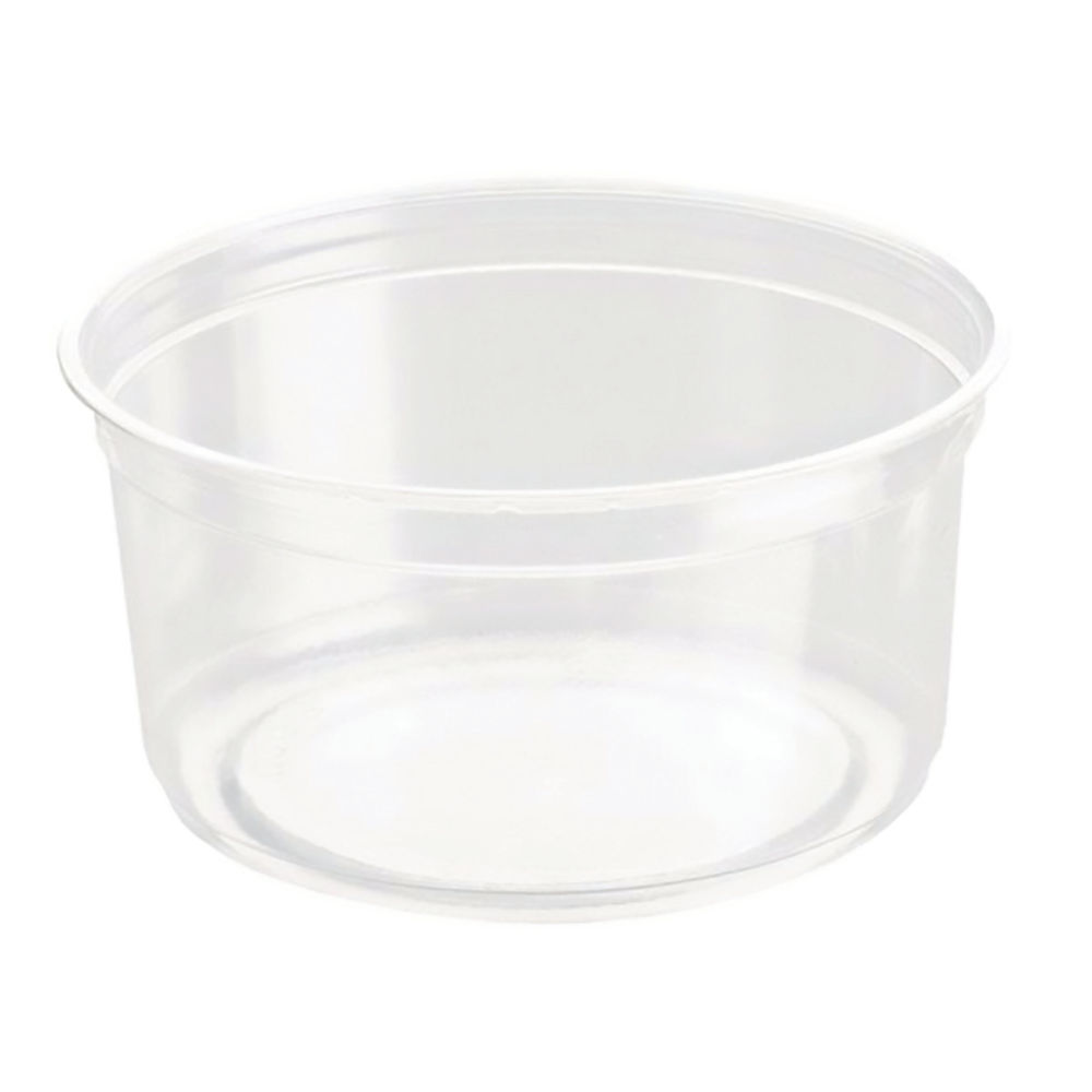 Caterpack 12oz Biodegradable rPet DeliGourmet Food Container - RY10580/DM12R