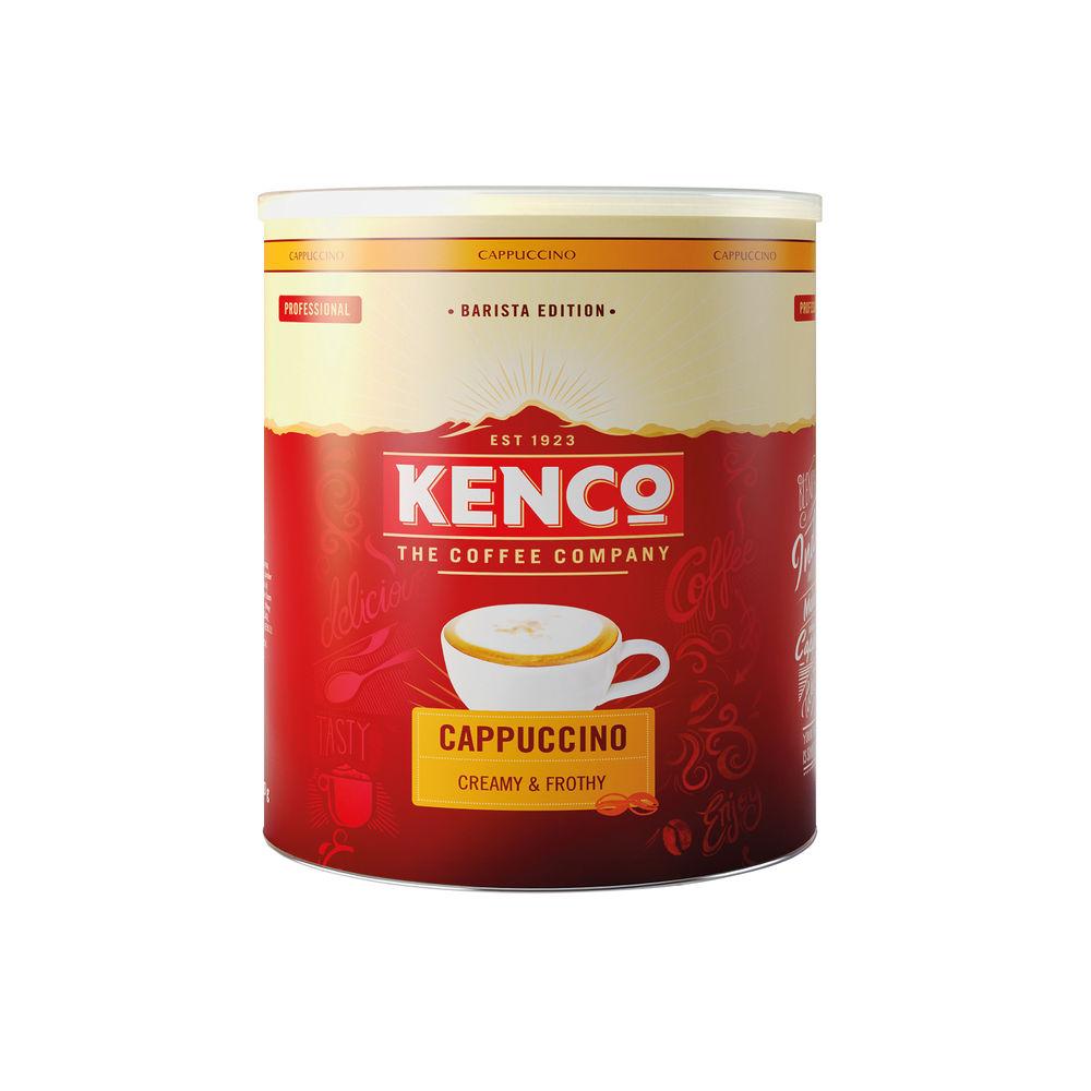 Kenco 750g Instant Cappuccino - 4051723