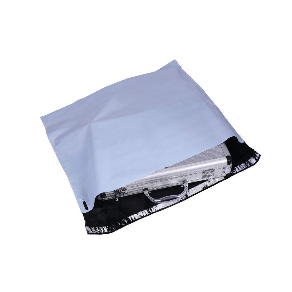 Go Secure Extra Strong DX Polythene Envelopes, 430x400mm - Pack of 100 - PB27272