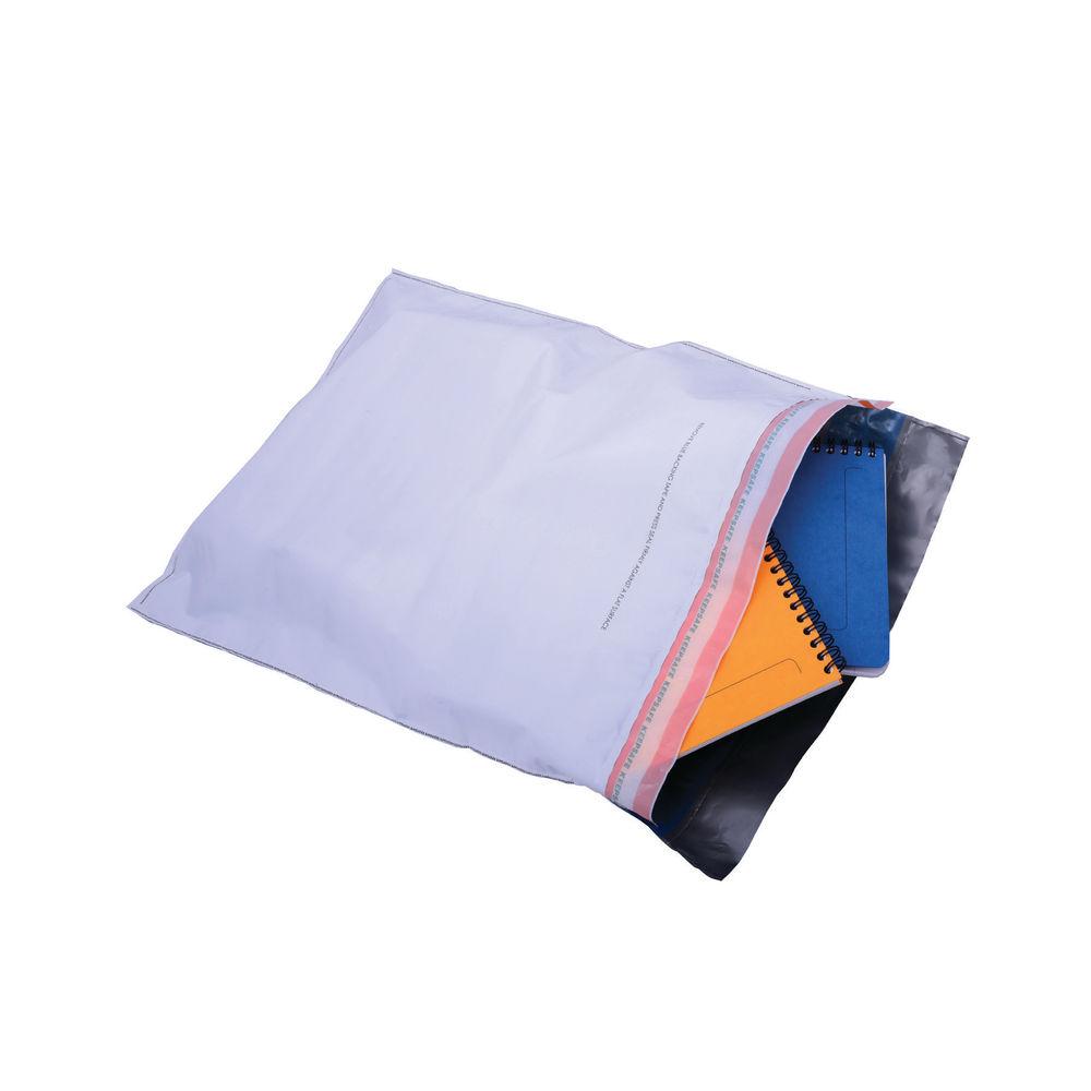 Ampac White C3 Tamper Evident Opaque Envelopes, Pack of 20 – KSTE-3