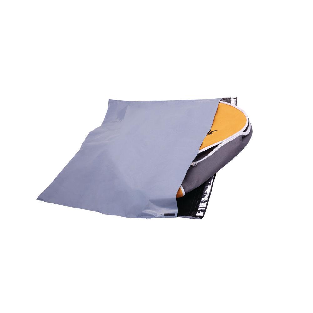 Ampac 460x430mm Peel and Seal Polythene Envelopes (Pk100) - KSV-BIO6