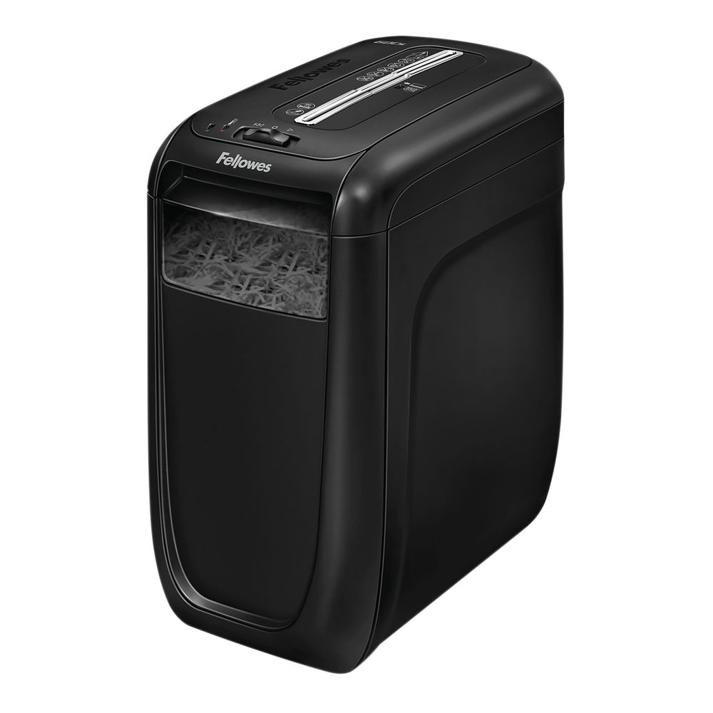 Fellowes 60CS Confetti Cross Cut Shredder - 4606201