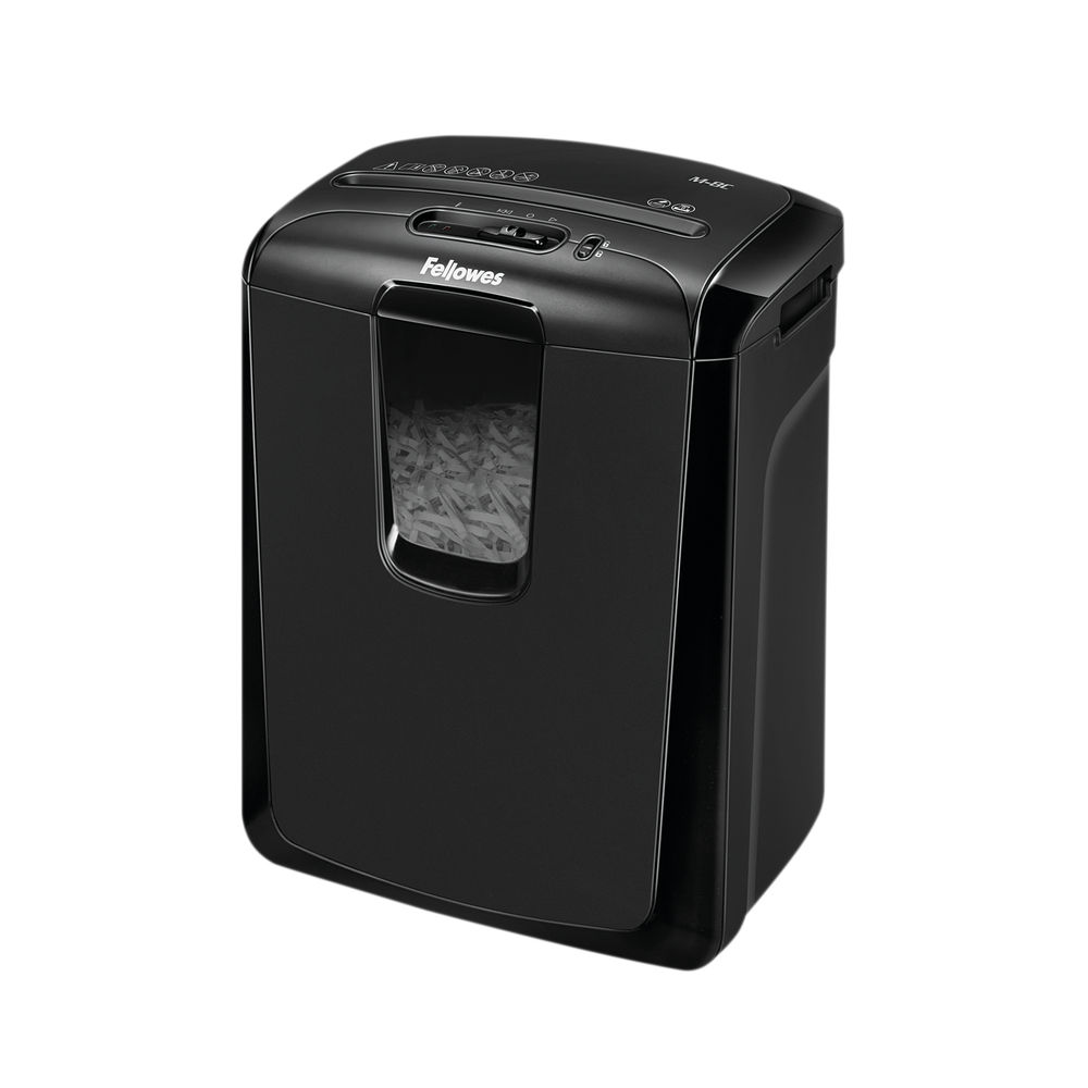 Fellowes Powershred M-8C Confetti Cross Cut Shredder - 4604201