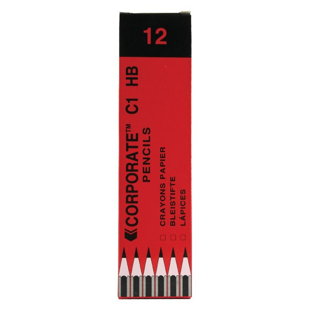 Contract HB Pencils, Pack of 12 - WX01117
