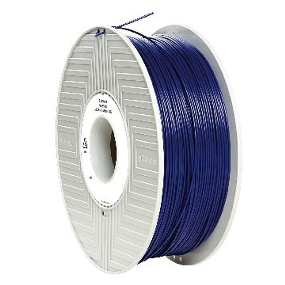 Verbatim Blue 1.75mm ABS 3D Printing Filament, 1kg Reel - 55012