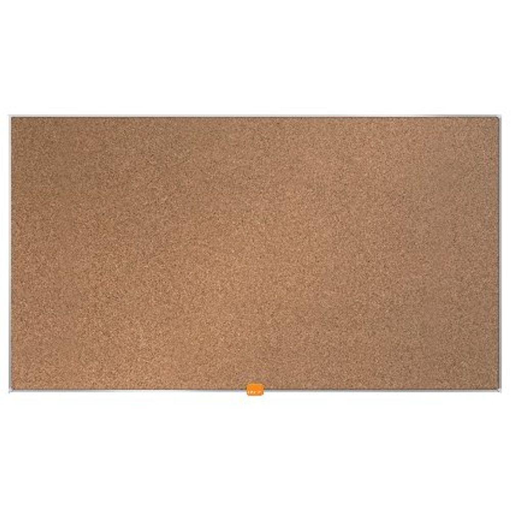Nobo 40 Inch Widescreen Cork Noticeboard - 1905307
