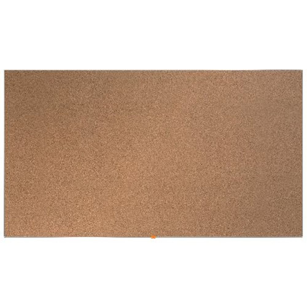 Nobo 85 Inch Widescreen Cork Noticeboard - 1905309